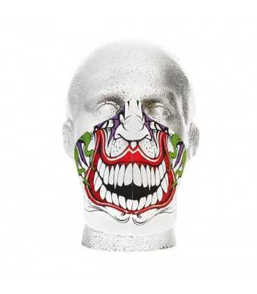 BANDERO FACE MASK JOKER