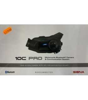 SENA 10C PRO CAMERA AND COMMUNICATION SYSTEM