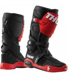 BOOTS CROSS THOR RADIAL BLACK RED