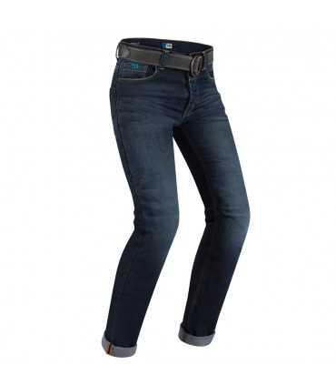 Jeans moto Pmj Cafe Racer Legend Blu
