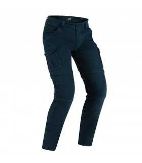 Jeans Pmj Santiago Zip Bleu Navy