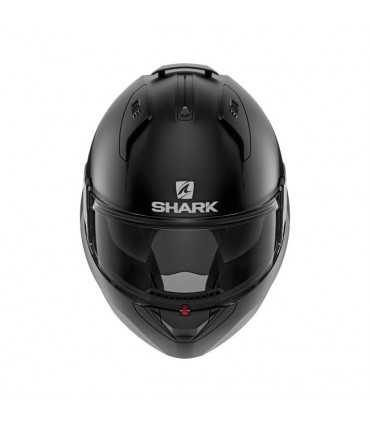 Shark Evo Es Blank black matt