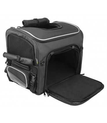MOTORCYCLE BAG DOG ROVER PET CARRIER