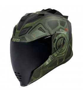 CASCO ICON AIRFLITE BLOCKCHAIN VERDE