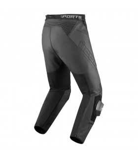 ICON HYPERSPORT 2 PRIME PANTS LEATHER BLACK