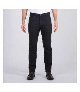 JEANS MOTO KNOX RICHMOND MKII NOIR SHORT