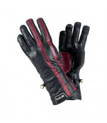 BY CITY OSLO LEATHER GLOVES WATERPROOF