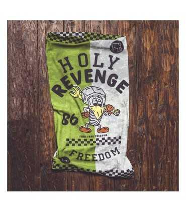 HOLY FREEDOM REVENGE REPREVE TUNNEL