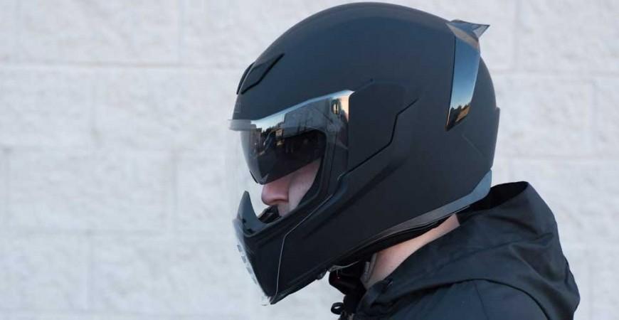 Icon il casco di cui non si può fare a meno